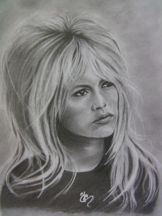 Brigitte Bardot par Dyandra